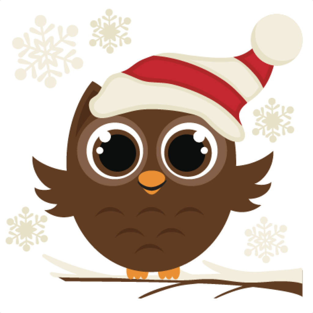 Christmas bee hatenylo com. Winter clipart owl