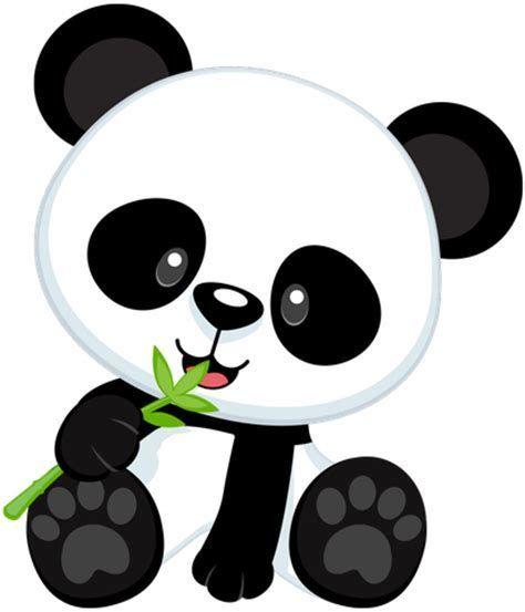 Clipart panda. Resultado de imagem para