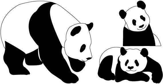 Cute bear free images. Clipart panda