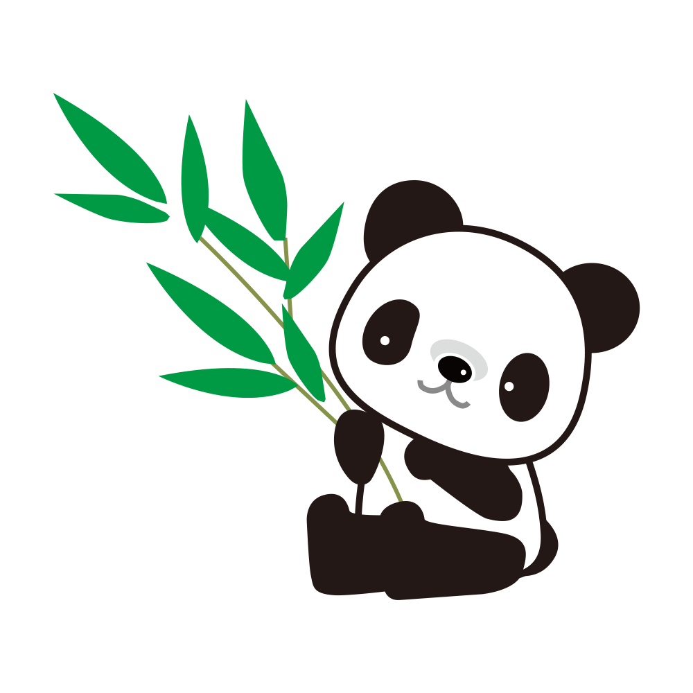 Panda clipart bamboo drawing, Panda bamboo drawing Transparent FREE for  download on WebStockReview 2020