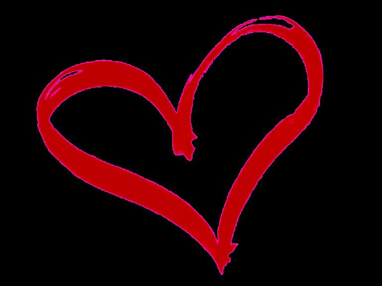 Outline clip art free. Panda clipart heart