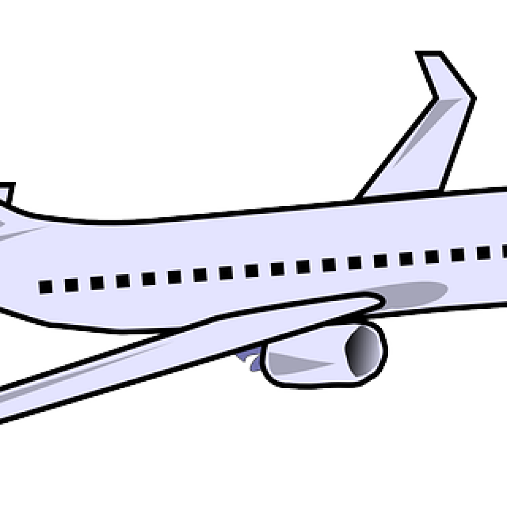 free clipart airplane