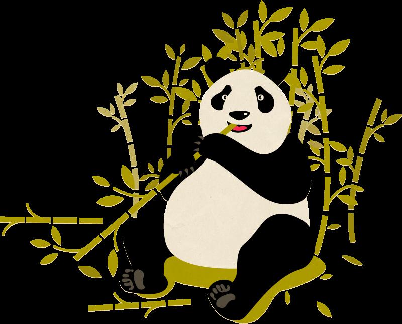 Wwf uk giant pandas. Clipart panda panda habitat