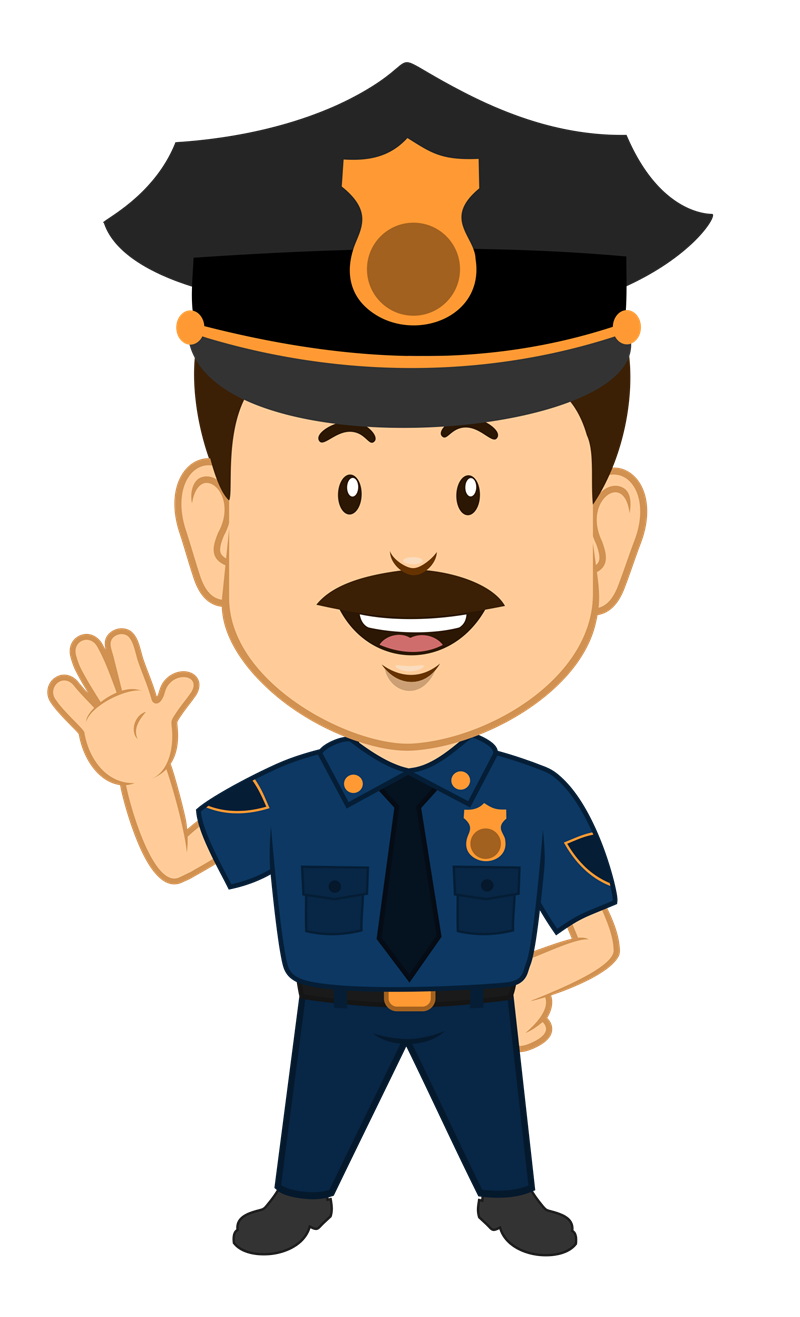 Officer letters format. Clipart panda police force