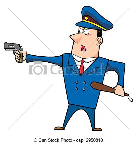 Officer free images . Clipart panda police force