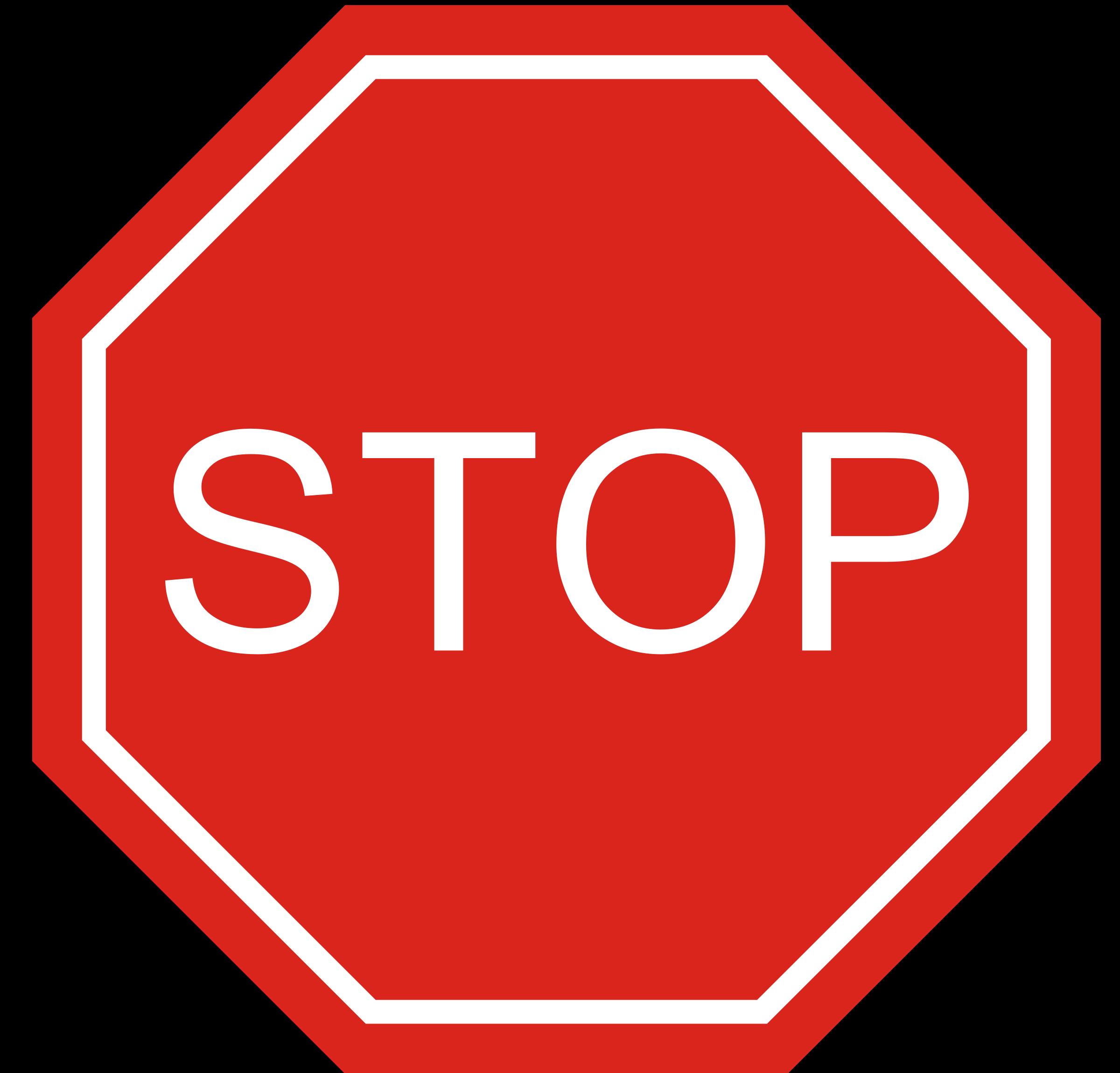 clipart panda police stop