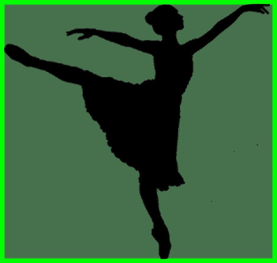 Clipart panda silhouette. The best modern dancer