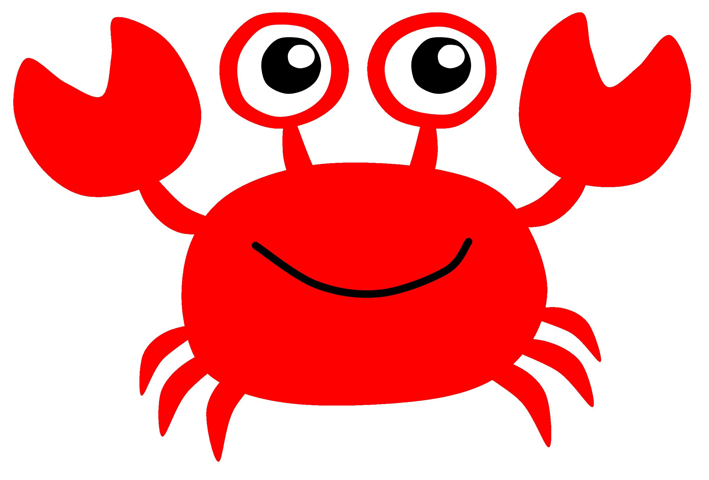 Small crabs . Marbles clipart cartoon
