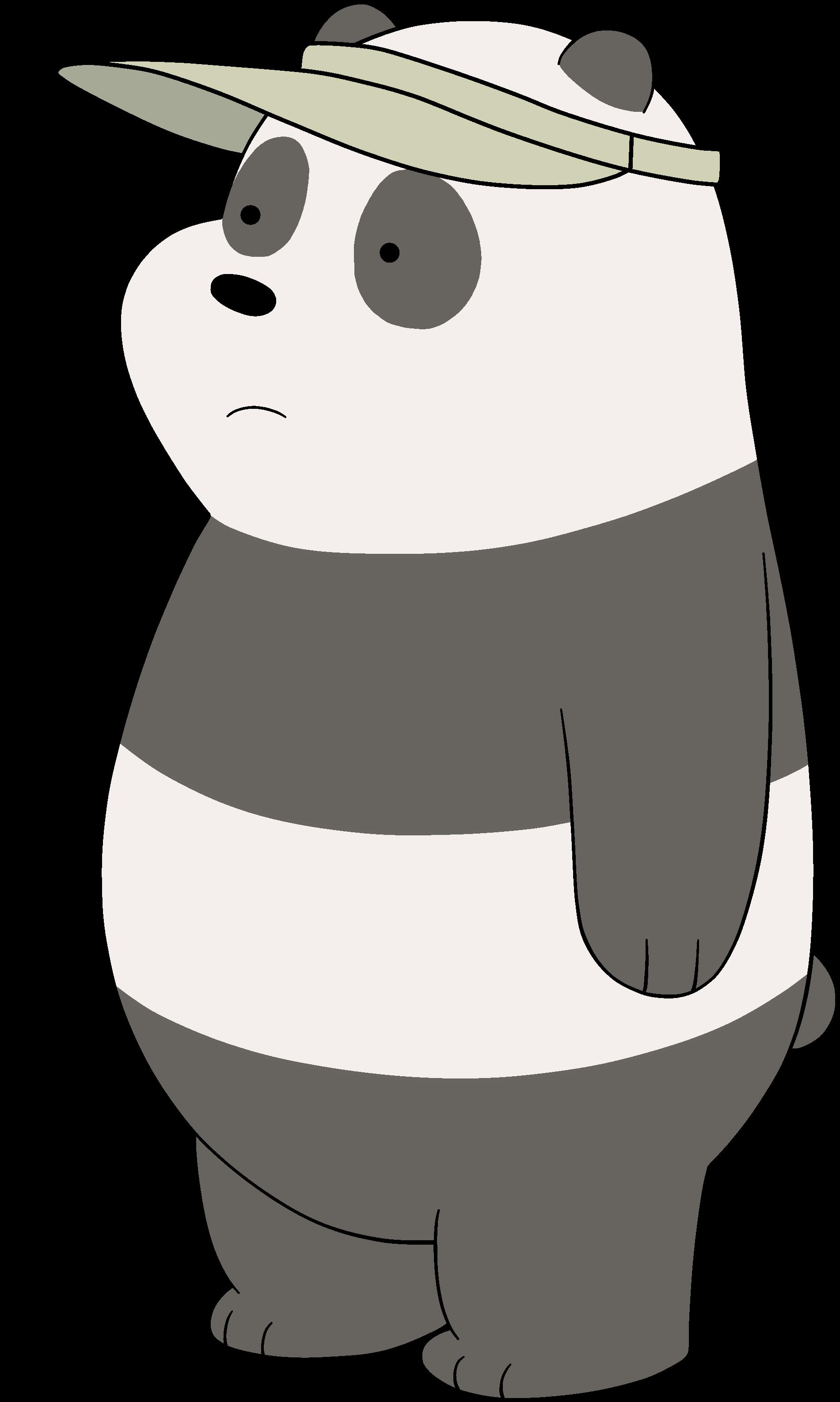 Panda Clipart We Bare Bears Panda We Bare Bears Transparent
