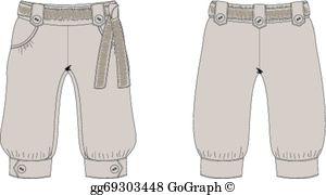 Free pant download clip. Clipart pants capris