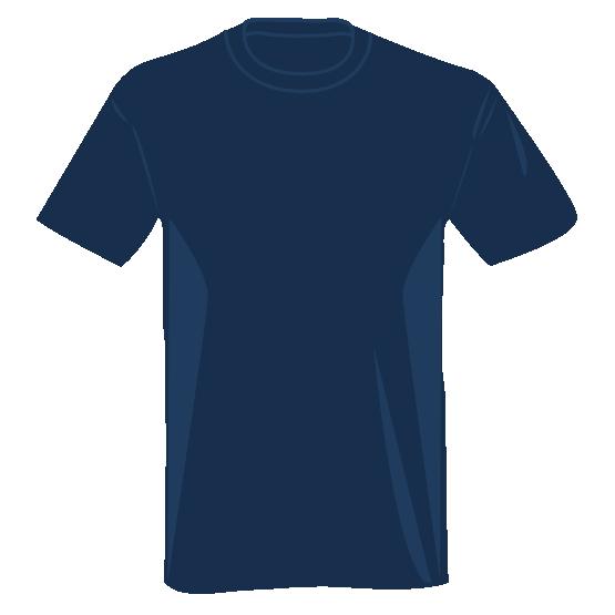 Guy blue shirt