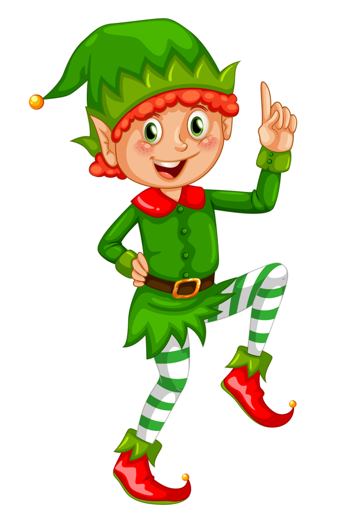 Picture clipart elf. Group png natal elves