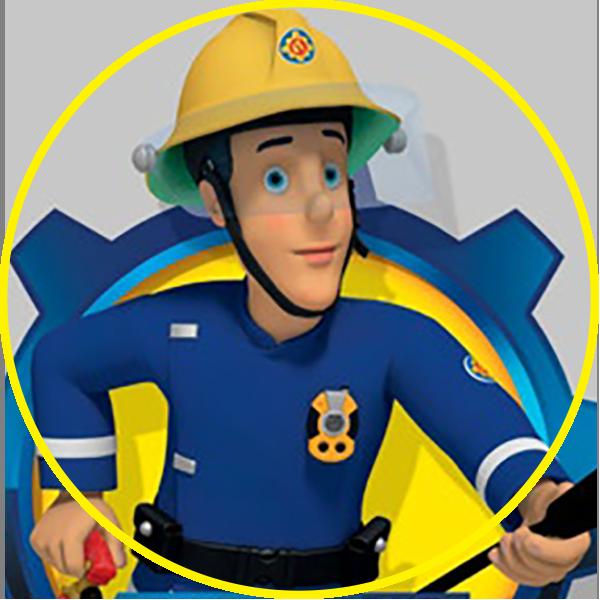 english clipart fireman