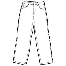 Free cliparts download clip. Clipart pants pant