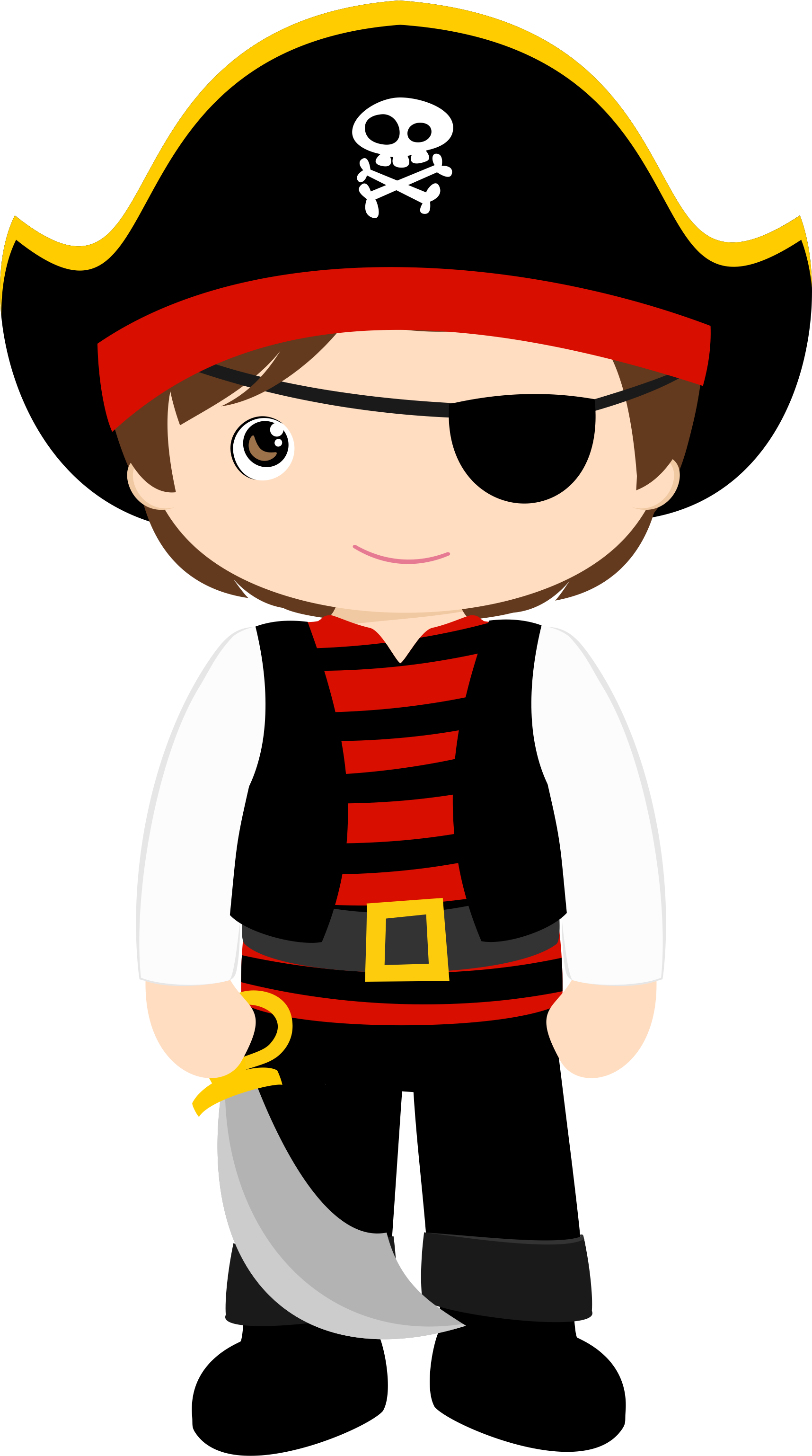 Pirates clipart writing.  pirata pano rnek