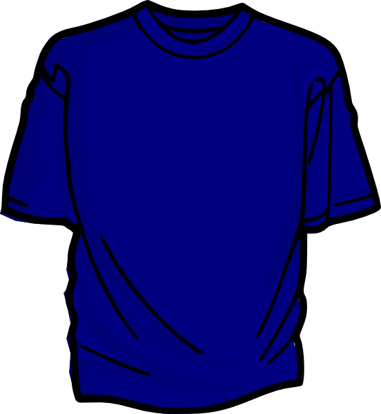 Clipart shirt animated. Blue shorts clip art