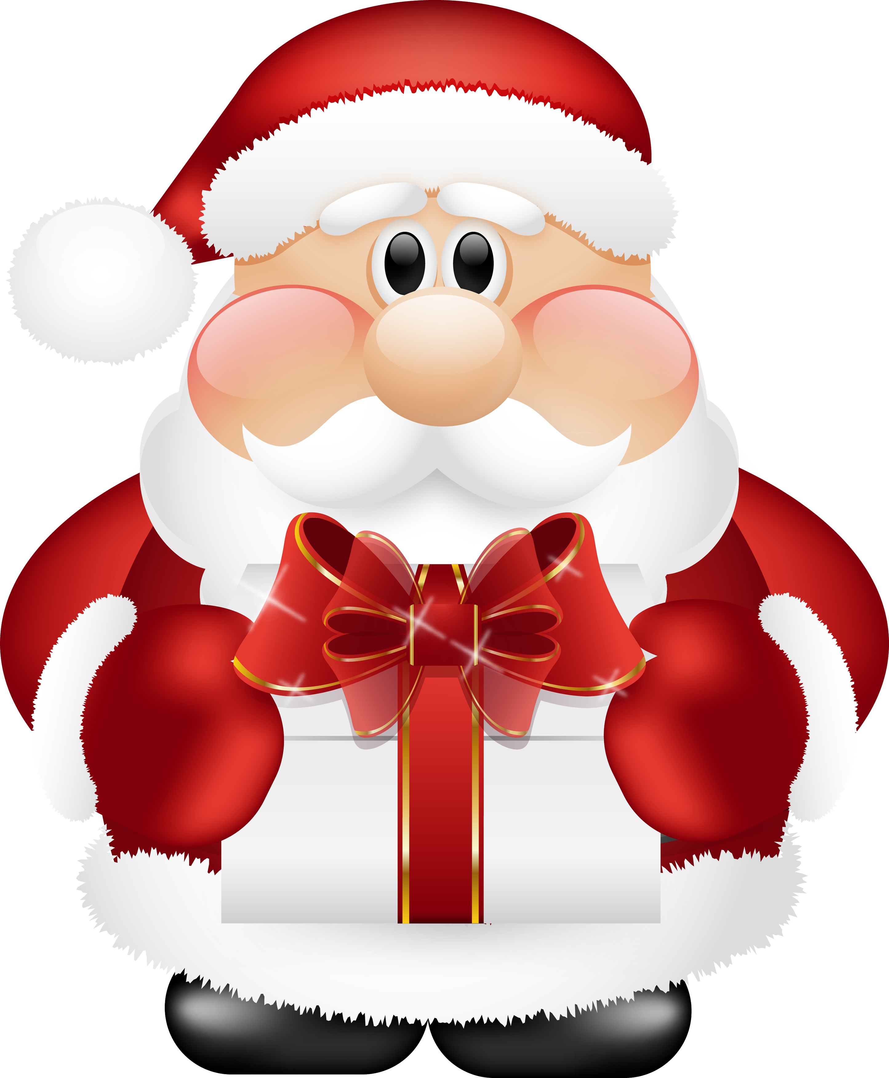 Claus png images free. Sunglasses clipart santa