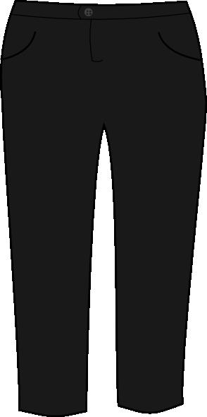 Clipart pants slack. Long