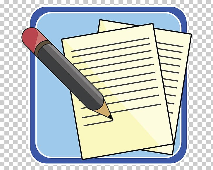 Paper application writing png. Writer clipart essay