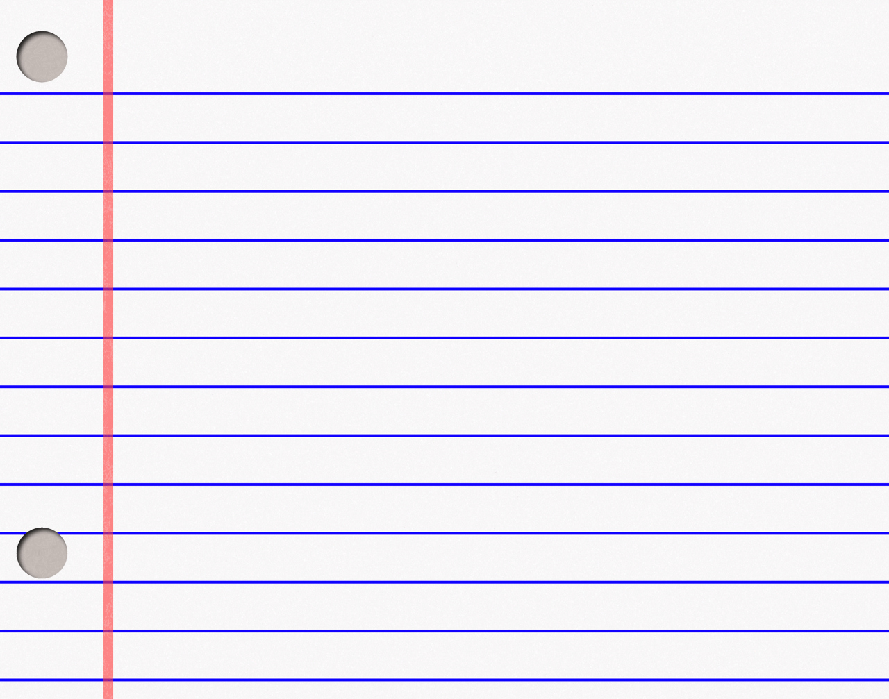 Paper clipart ruled paper. Lined notebook clipartbarn