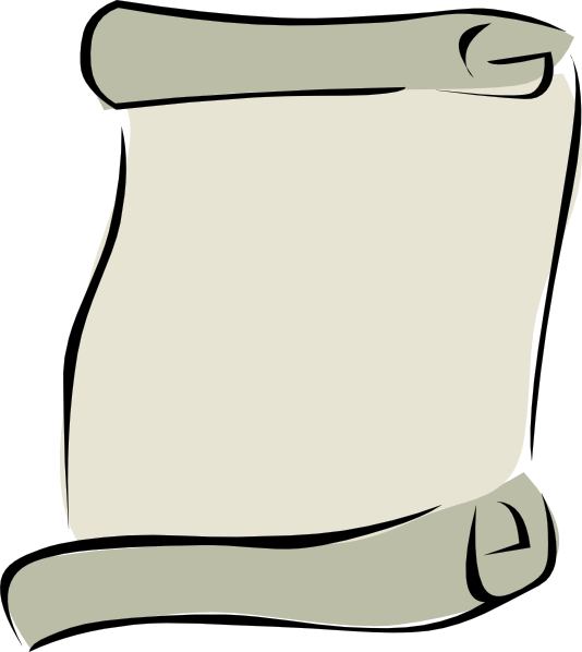 news clipart rolled newspaper