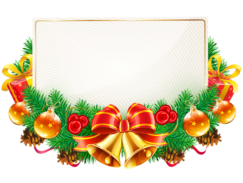 Garland clipart winter.  christmas png background