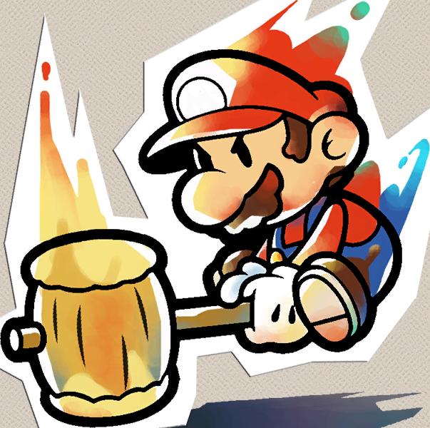 Mario fantendo nintendo fanon. Clipart paper color paper