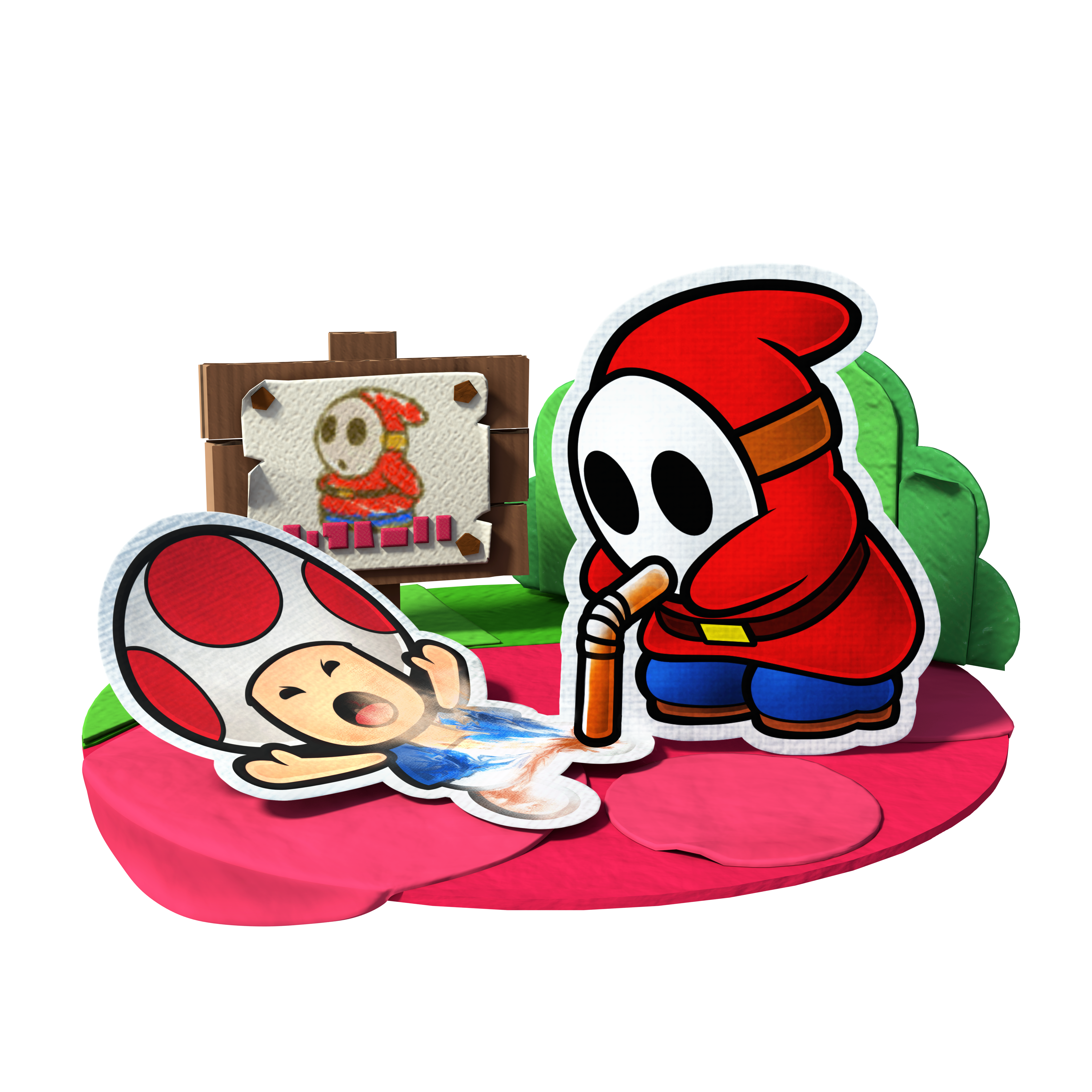 Toad and slurp guy. Shy clipart gloomy