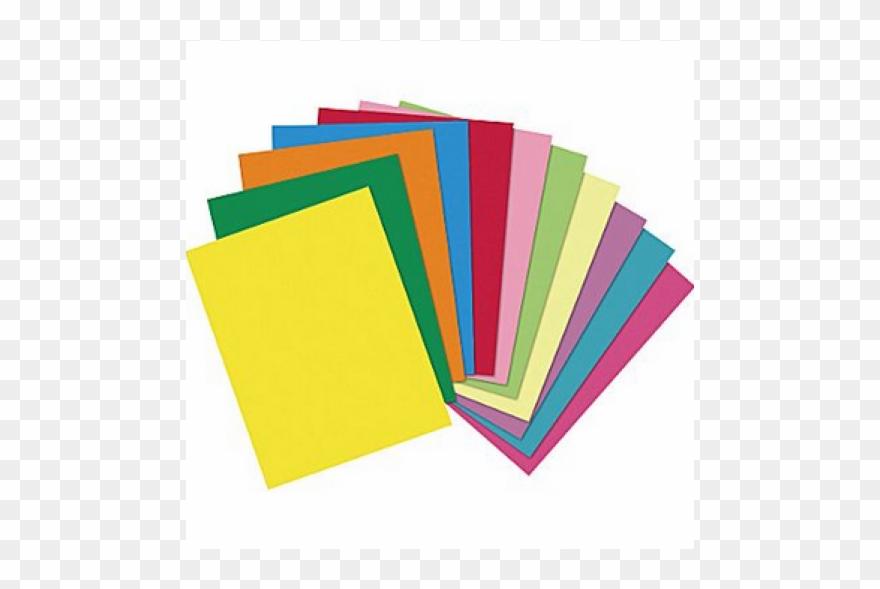 Paper clipart colour paper.  x different color
