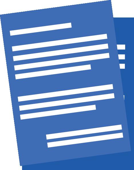 Document clipart paper. Papers documents clip art