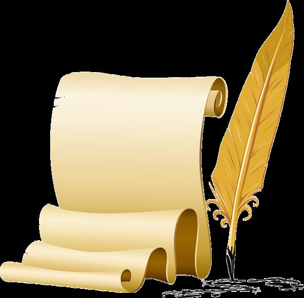 Parchemin papirusy kartki ramki. Diploma clipart open scroll