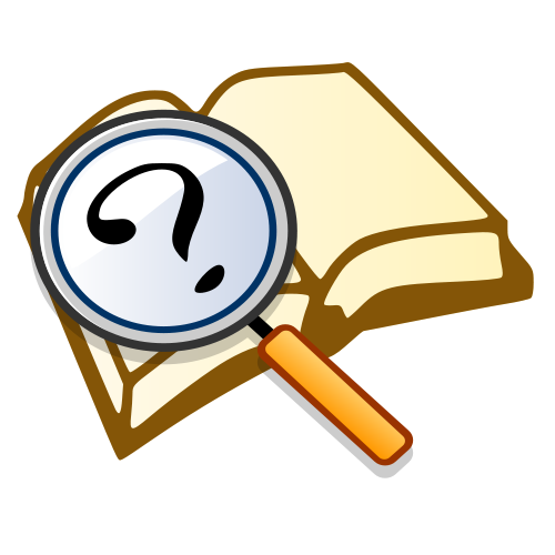 Mystery clipart research. Images magnifying glass free