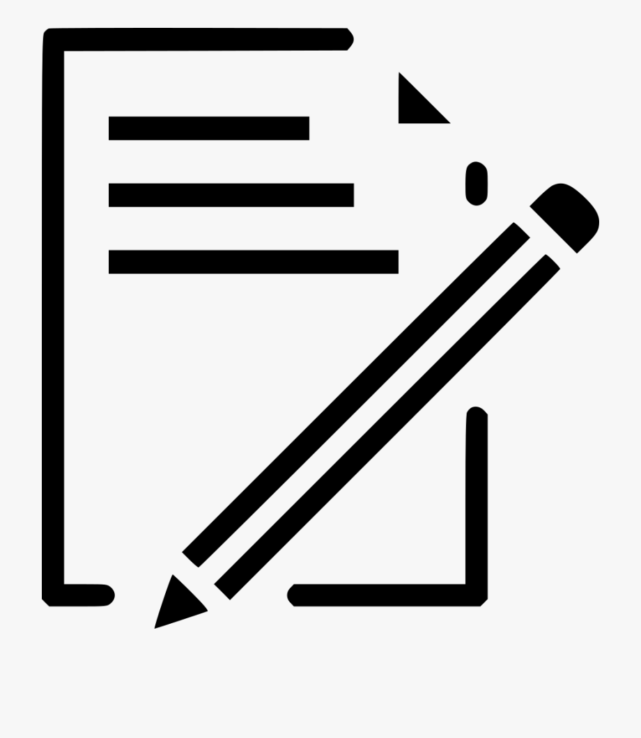 Drawing clipart pens and paper. Library pen document write