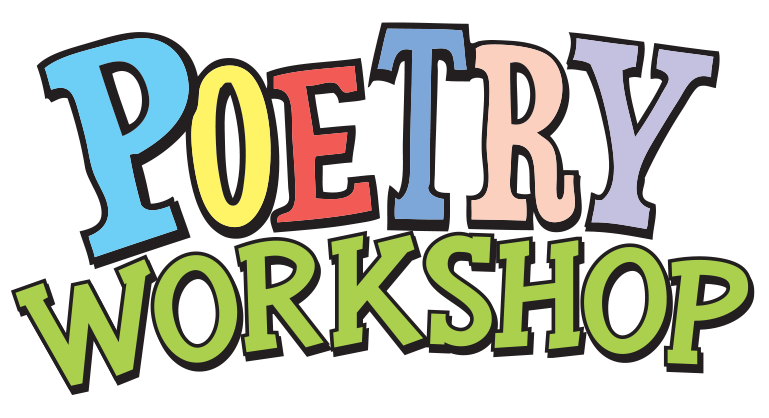 Workshop . Poetry clipart language art