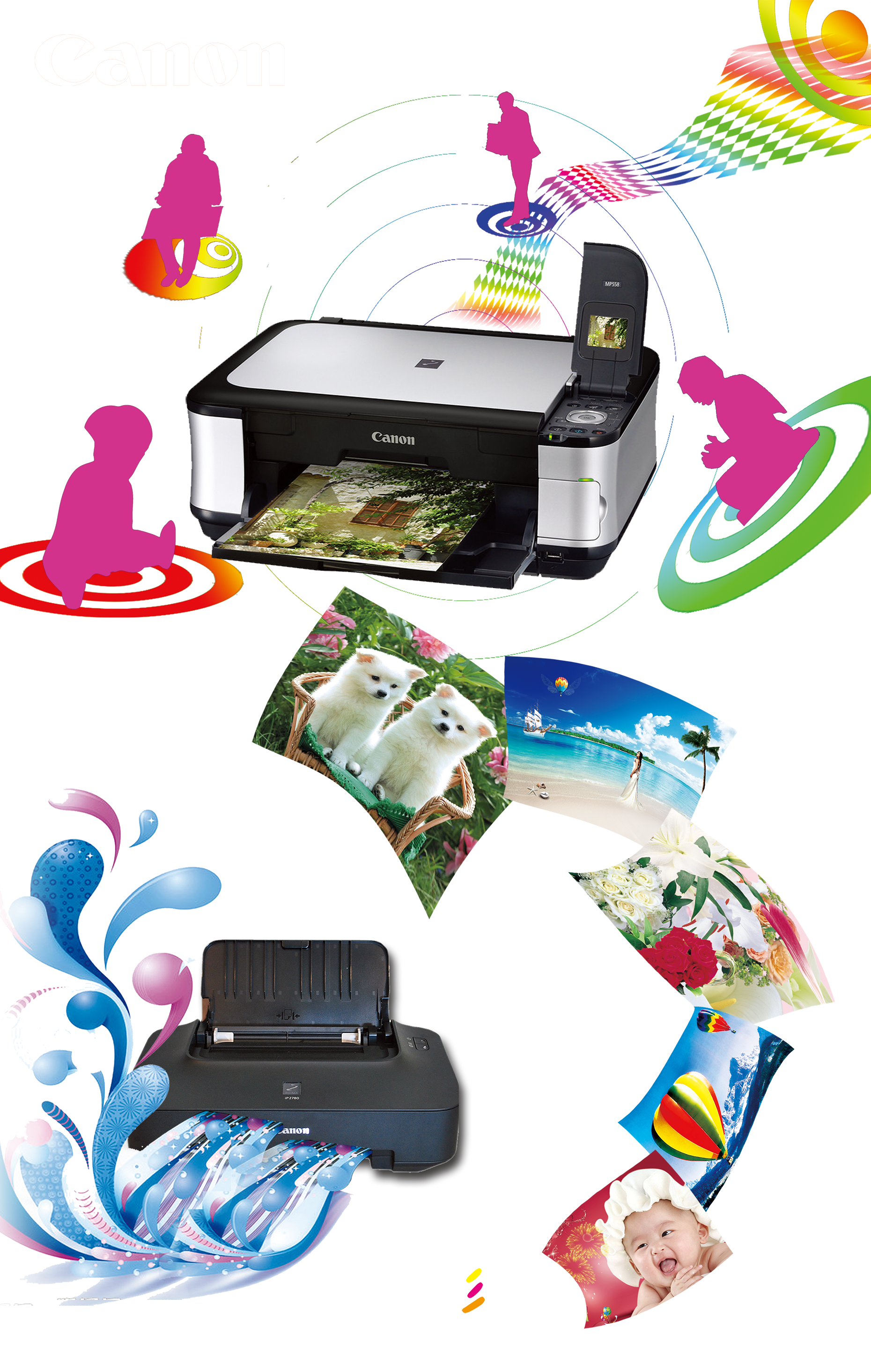 Electronics clipart personal thing. Paper printer printing clip