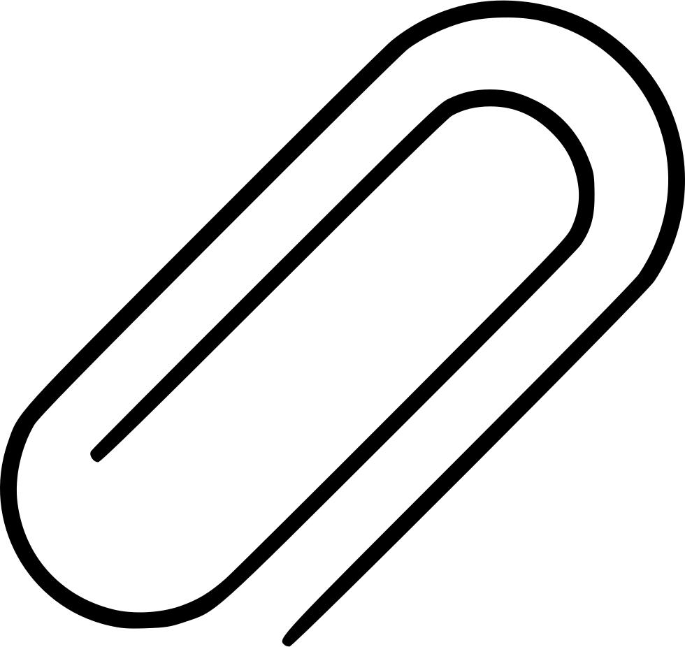 Paperclip attachment