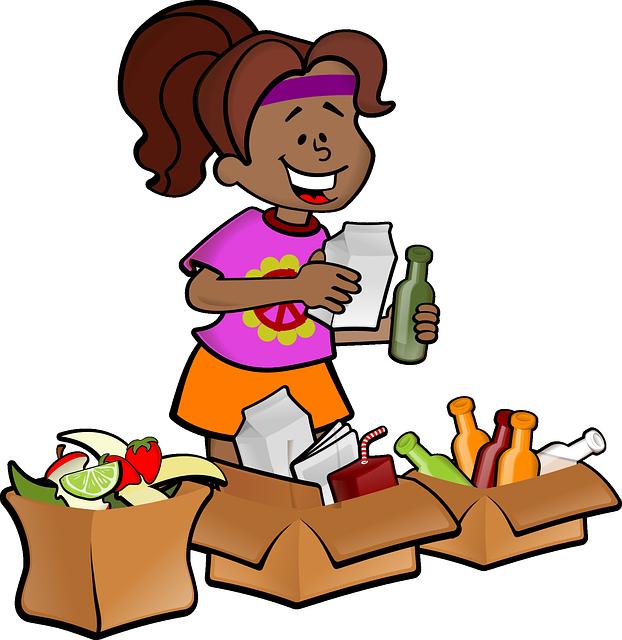 Trash talk sustainable rossmoor. Food clipart rubbish