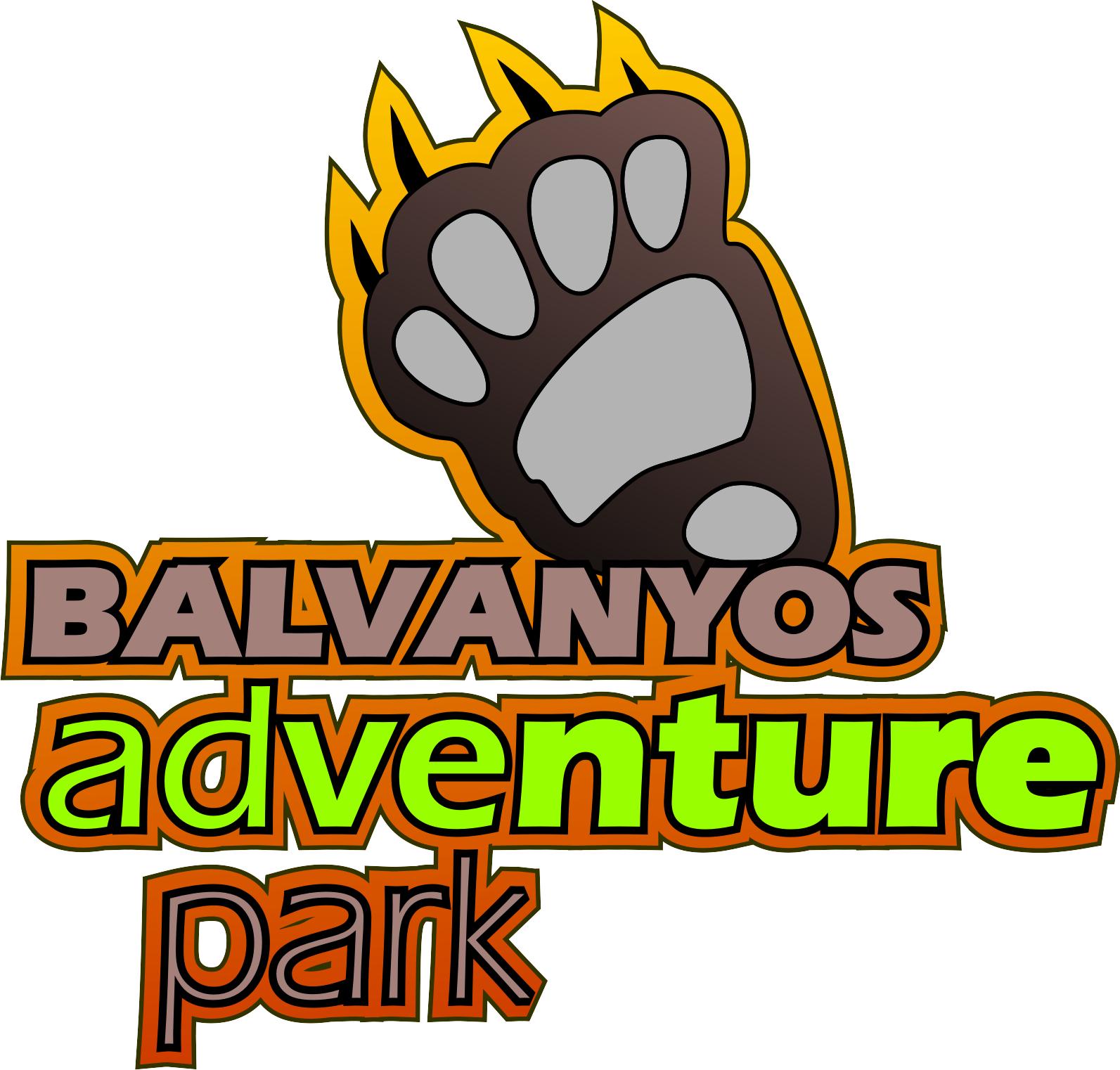 Balvanyos logo pinterest. Clipart park adventure park