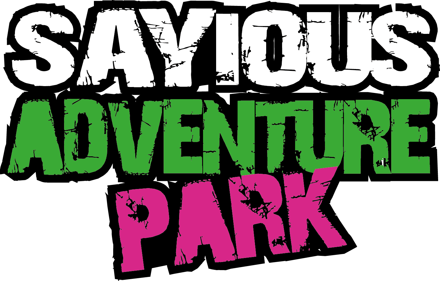 Clipart park adventure park. Sayious teambuilding logo