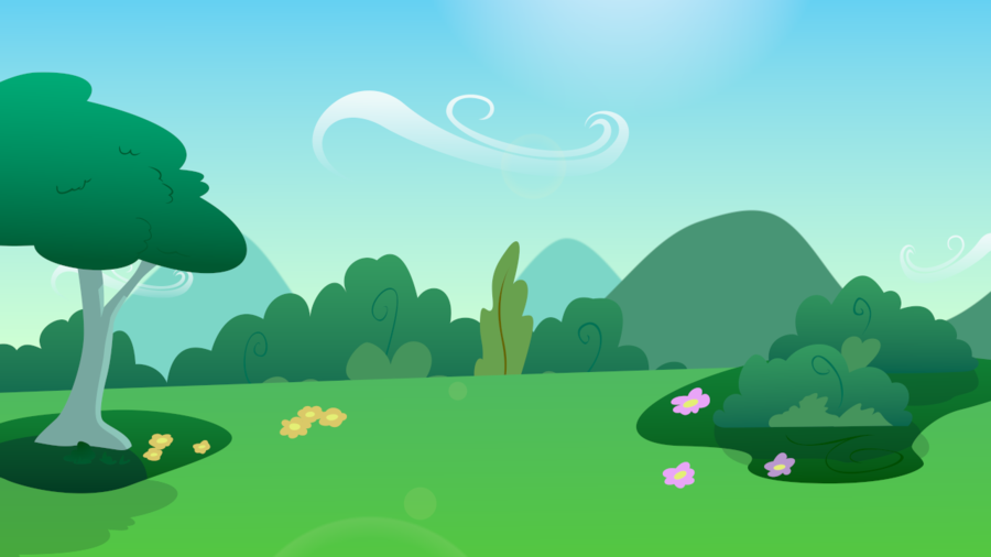 Hills clipart outside. Free park cartoon download