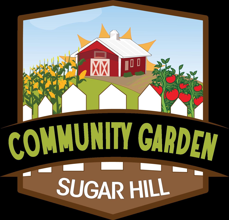 Community garden . Gardener clipart officious