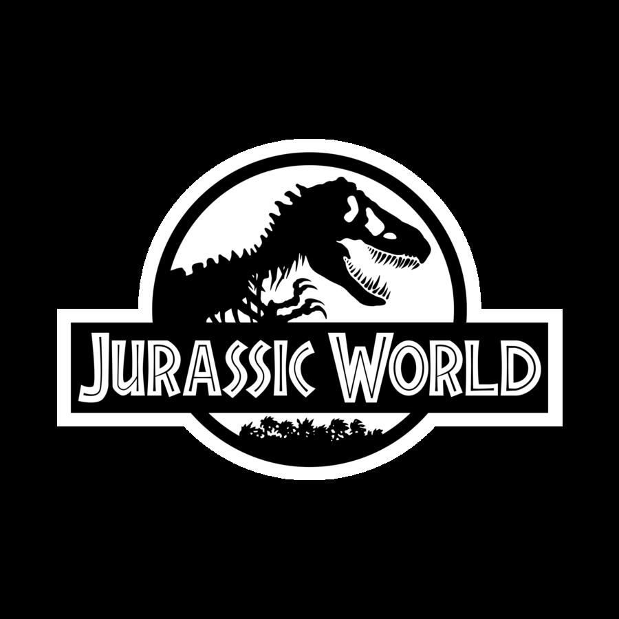 Jurassic logo by jaybo. Clipart world vector