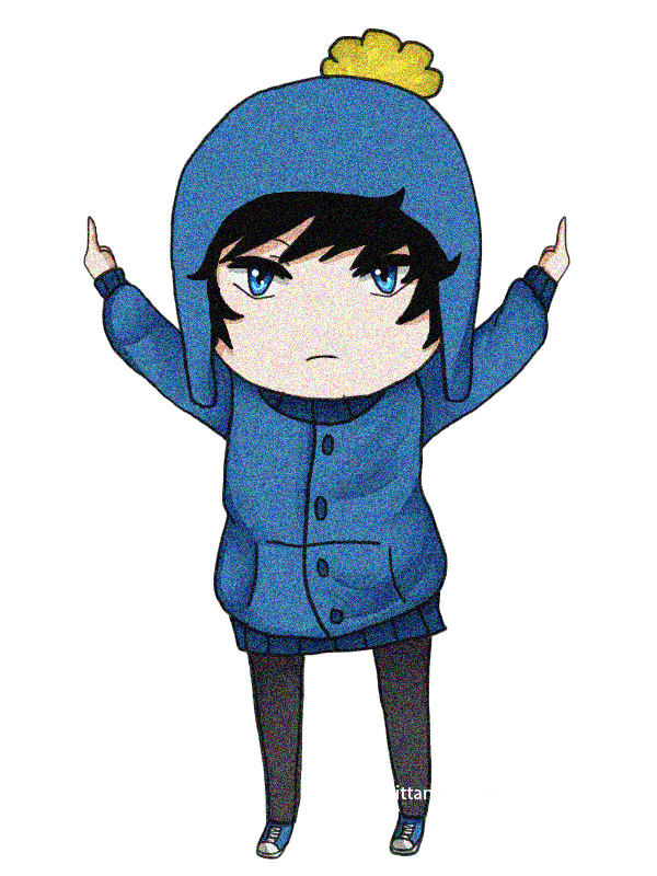 Chibi craig by brittanyduoser. Cook clipart catters