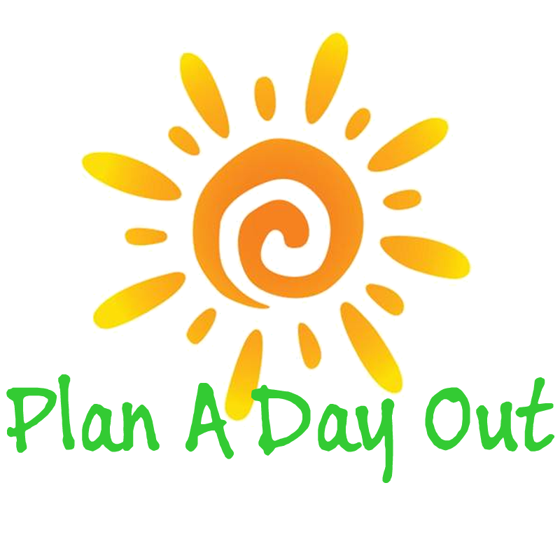 Plan a in orange. Clipart park family day out