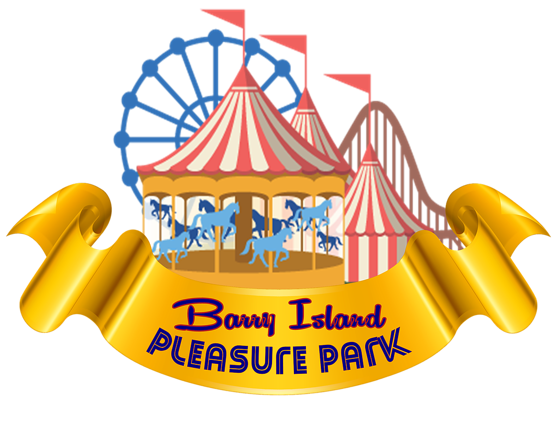 Clipart park family day out. Barry island pleasure summer