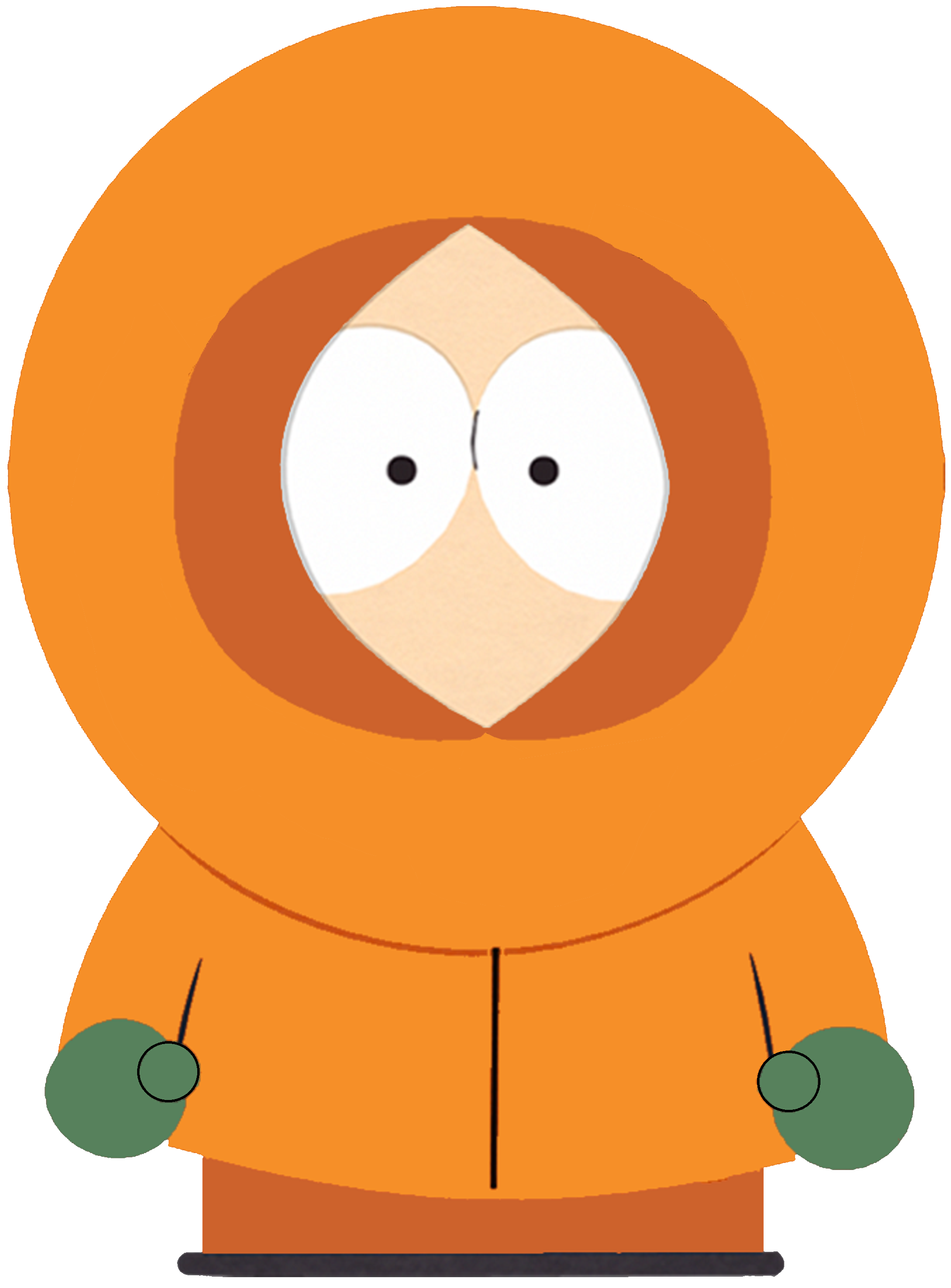 Kenny mccormick south park. Tired clipart laborer
