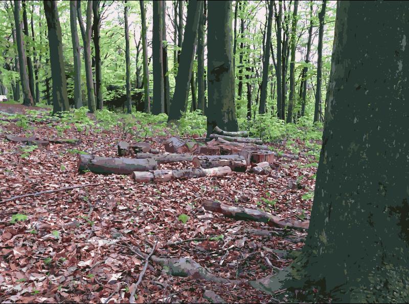 Clipart park natural environment. Sculpture waldfrieden medium image