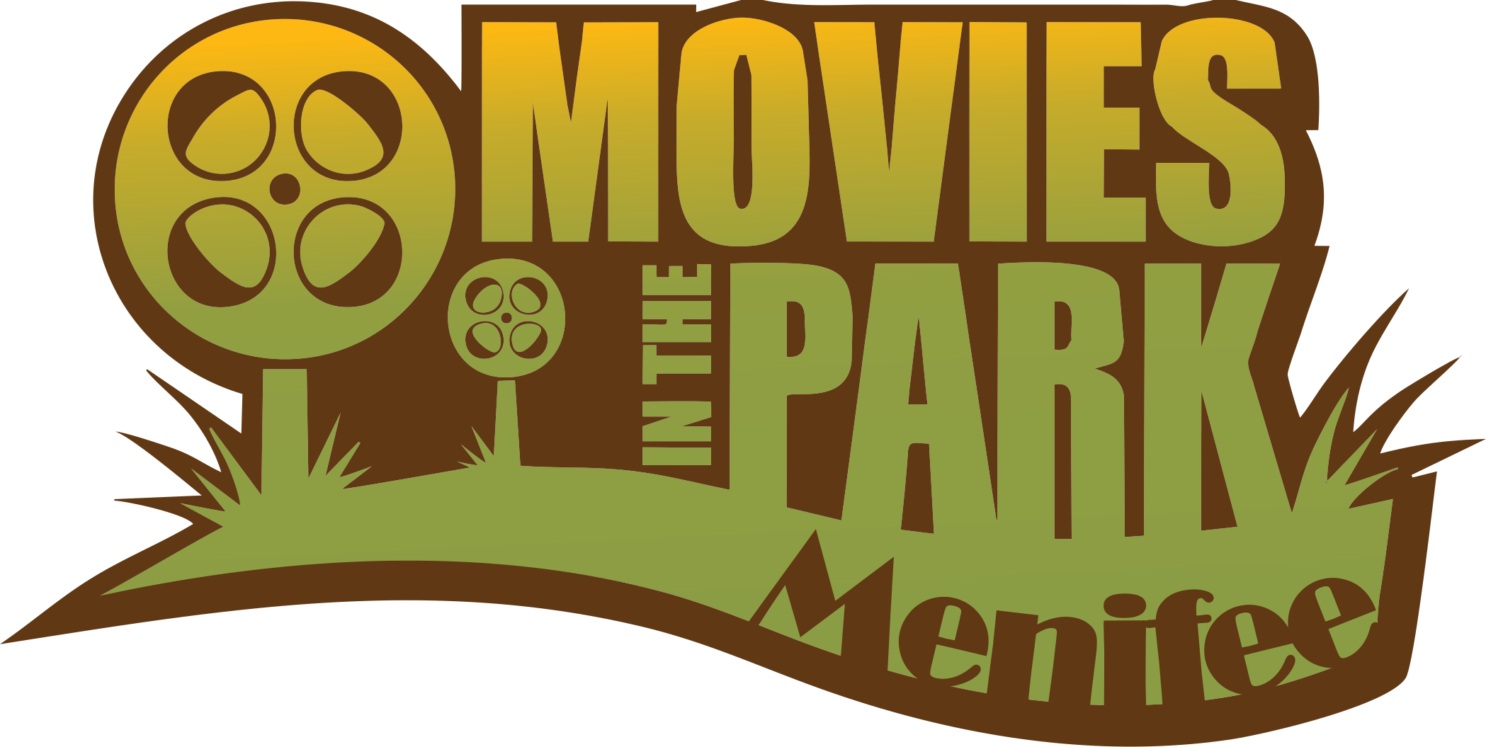 Movie clipart park clipart. Movies in the menifee