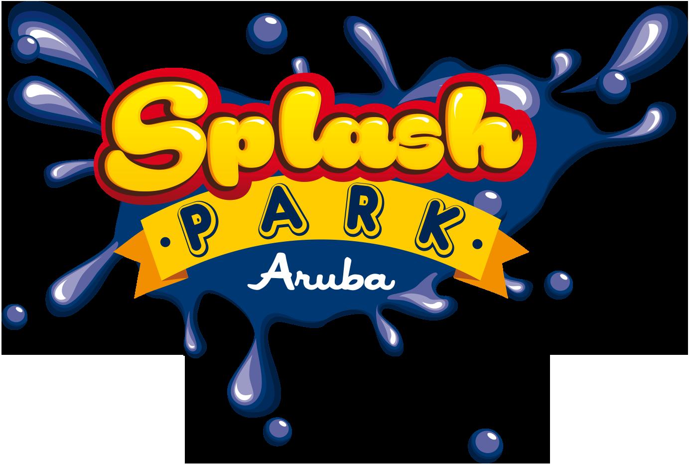 Splash aruba ocean fun. Clipart park parc