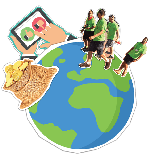 Theme team building events. Clipart park park activity